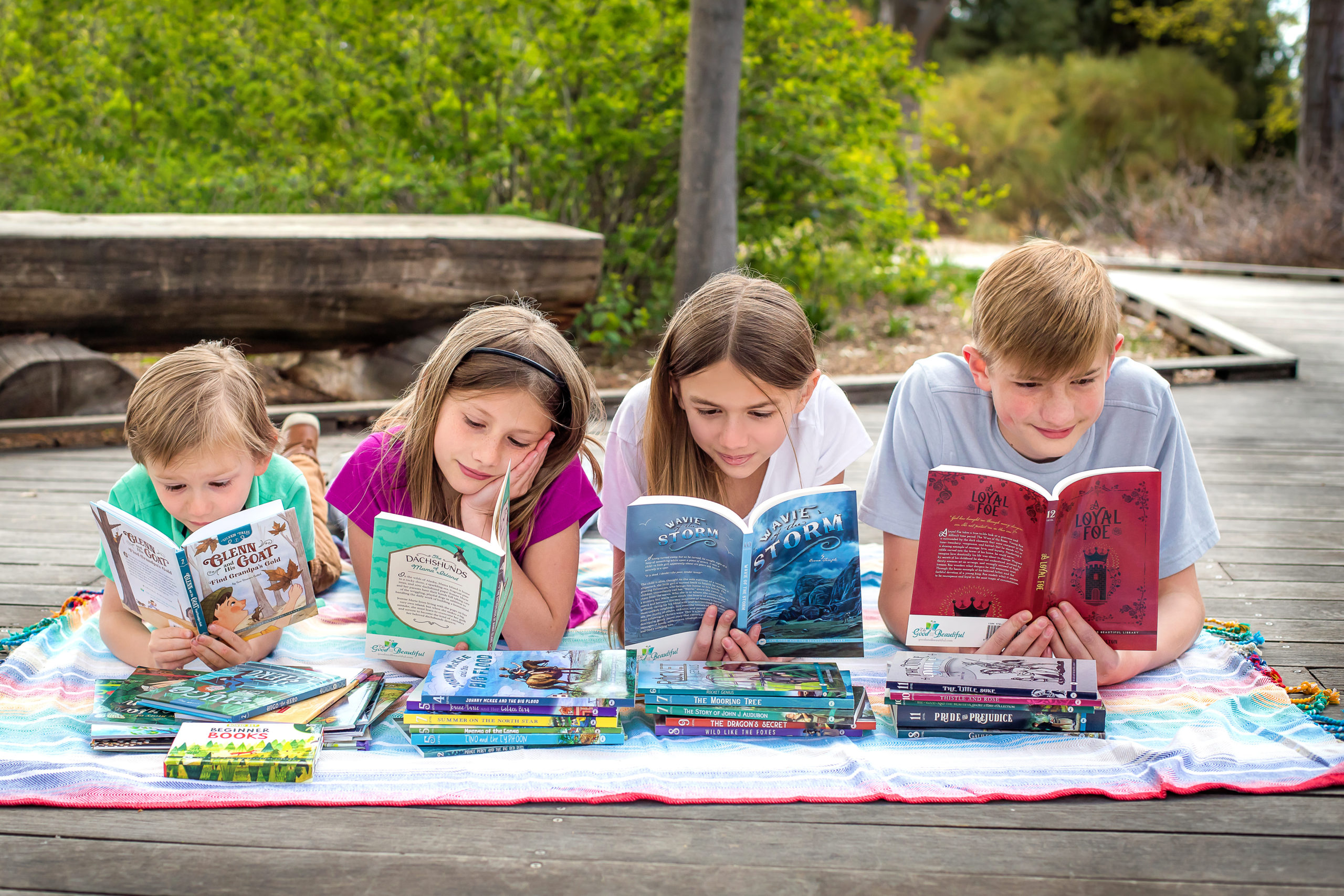 How to Get Kids Interested in Good and Beautiful Books