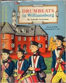 Drumbeats in Williamsburg by Isabelle Lawrence