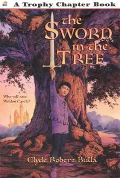 The Sword in the Tree by Clyde Robert Bulla