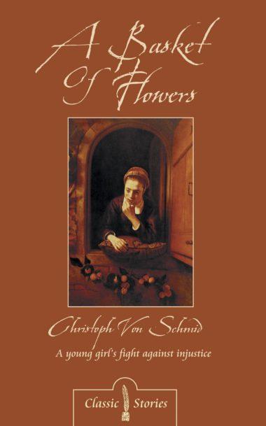A Basket of Flowers by Christoph von Schmid