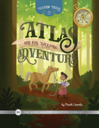 Atlas and His Amazing Adventure by Mandi Coombs