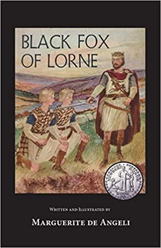 Black Fox of Lorne by Marguerite de Angeli