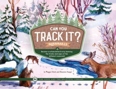 Can You Track it? Mammals by Maggie Felsch and Shannen Yauger