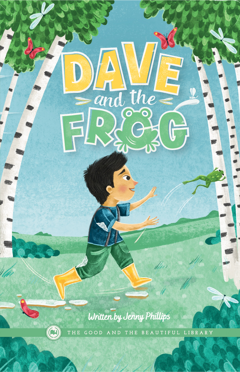 Dave and the Frog