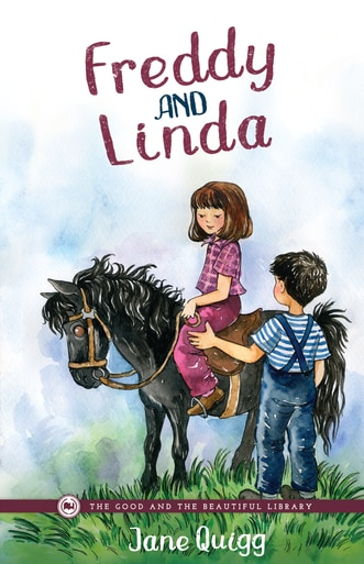 Freddy and Linda by Jane Quigg