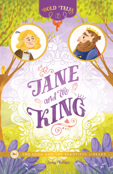 Jane and the King by Jenny Phillips