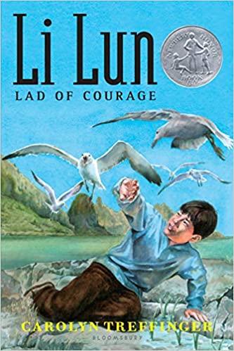 Li Lun, Lad of Courage, Carolyn Treffinger