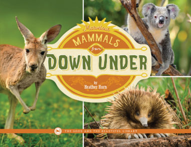 Mammals from Down Under by Heather Horn