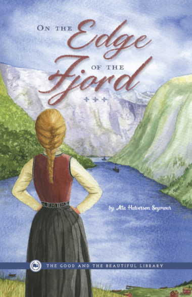 On the Edge of the Fjord by Alta Halverson Seymour