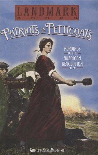 Patriots in Petticoats, Shirley-Raye Redmond