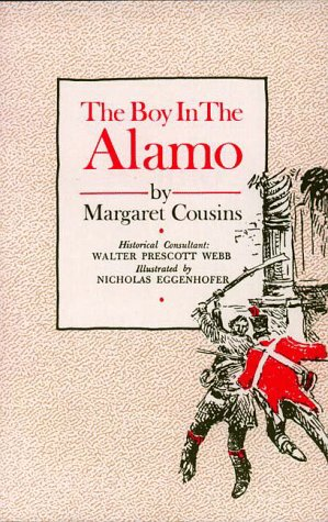 The Boy in the Alamo by Margaret Cousins