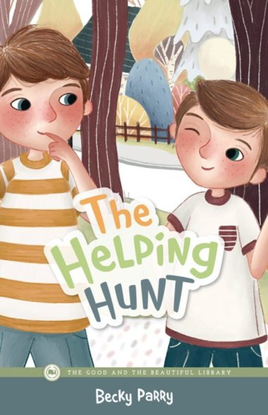 The Helping Hunt by Becky Parry