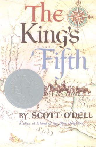 The King's Fifth by Scott O'Dell