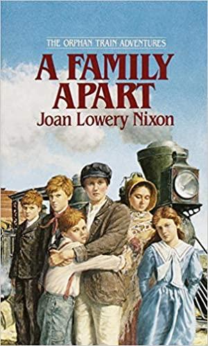 The Orphan Train Adventures by Joan Lowery Nixon