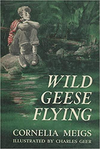 Wild Geese Flying by Cornelia Meigs